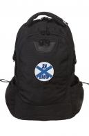 Вместительный эргономичный рюкзак с нашивкой За ВМФ
