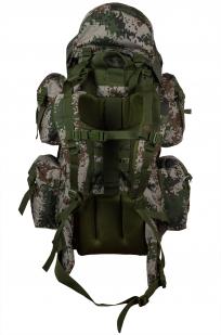 Вместительный камуфляжный рюкзак с нашивкой ДПС - купить онлайн