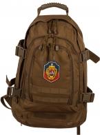 Вместительный комфортный рюкзак с нашивкой УГРО - купить выгодно