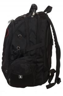 Вместительный крутой рюкзак с нашивкой Каратель - купить выгодно