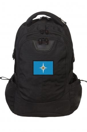 Вместительный крутой рюкзак с нашивкой МЧС