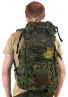 Вместительный милитари рюкзак с нашивкой Погранслужбы