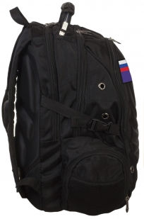 Вместительный мужской рюкзак с нашивкой ФСИН - заказать онлайн