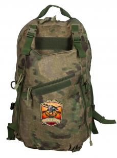 Вместительный мужской рюкзак с нашивкой Русская Охота - купить в Военпро