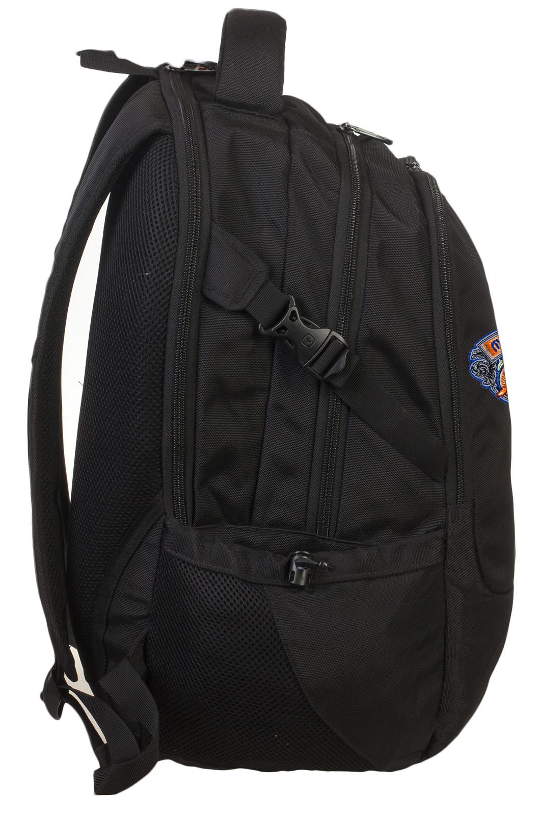 Вместительный надежный рюкзак с нашивкой Лучший Рыбак - купить оптом