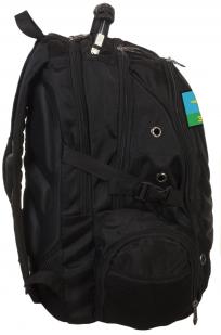 Вместительный надежный рюкзак с в нашивкой За ВДВ - заказать в розницу