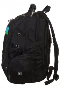 Вместительный надежный рюкзак с в нашивкой За ВДВ - заказать онлайн