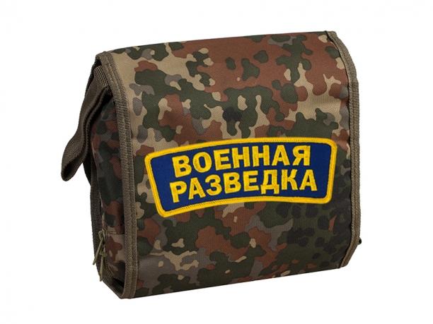 Вместительный несессер Военная разведка
