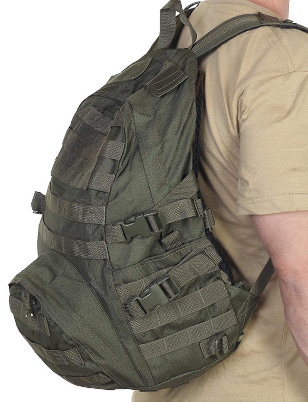 Вместительный походный рюкзак 30 л