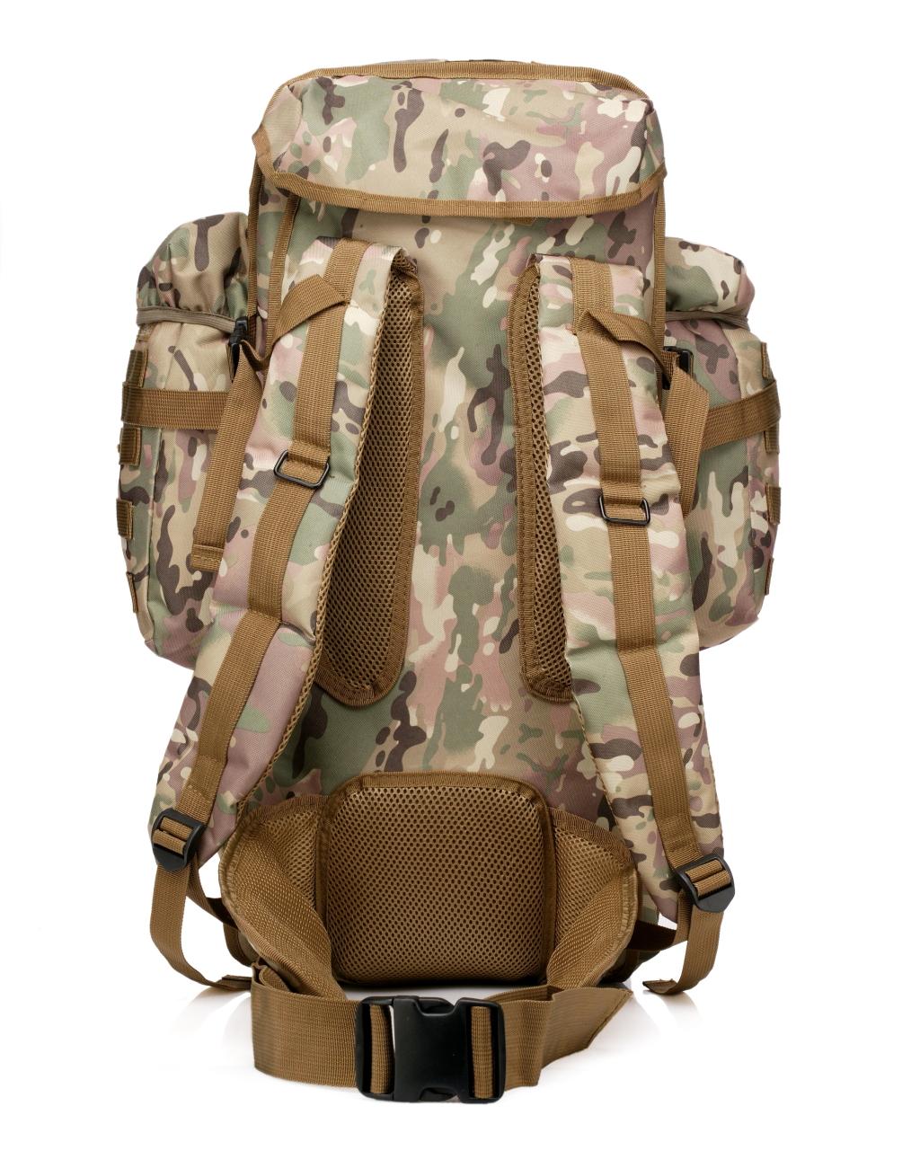 Вместительный рюкзак 9.11 с отделением под карабин по специальной цене