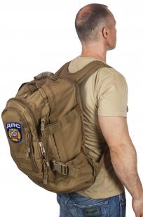Вместительный штурмовой рюкзак с нашивкой ДПС - купить выгодно