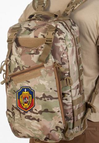 Вместительный тактический рюкзак с нашивкой УГРО