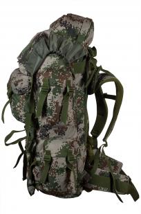 Вместительный военный рюкзак с нашивкой МВД - заказать онлайн