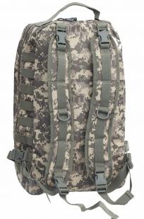 Вместительный военный рюкзак с нашивкой Полиция России - заказать онлайн
