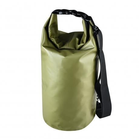 Водонепроницаемый мешок (20 литров, олива)