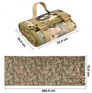 Водонепроницаемый походный коврик MOLLE для стрельбы