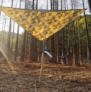 Водонепроницаемый солнцезащитный тент выживальщика