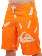 Водоотталкивающие шорты Quiksilver® из революционного материала, заяви о себе ярко!