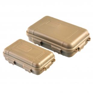 Водостойкий защитный кейс для электроники (олива, малый)