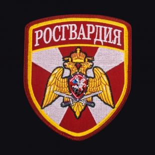 Военная футболка РОСГВАРДИЯ.