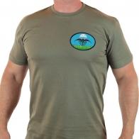 Военная мужская футболка Спецназа ГРУ