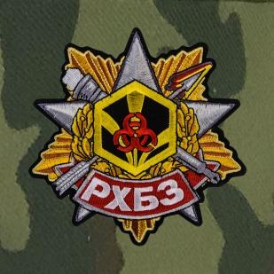 Военная кепка-камуфляж РХБЗ