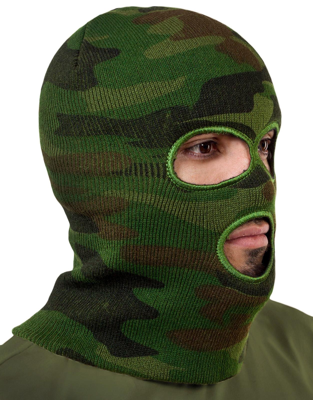 Военная балаклава камуфляжная по лучшей цене
