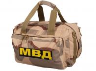 Военная дорожная сумка МВД