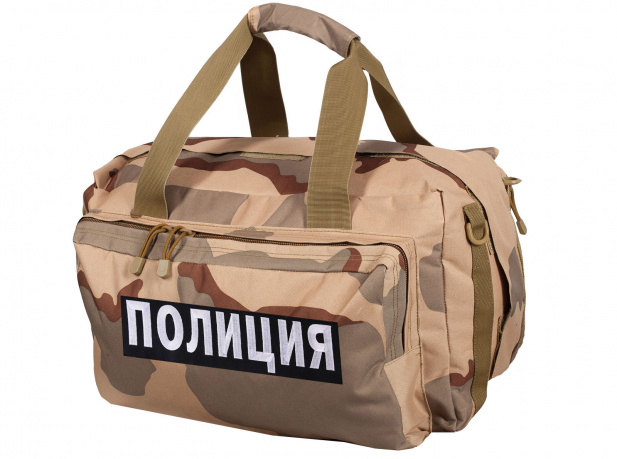 Военная дорожная сумка Полиция
