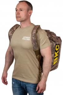 Военная дорожная сумка ВКС