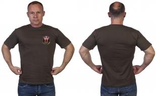 Военная футболка с символикой Разведки