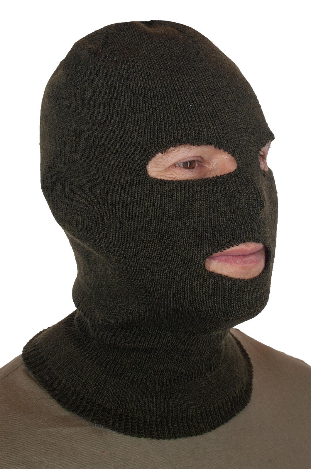 Купить военную маску балаклаву