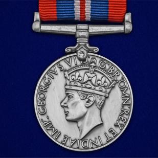 Военная медаль 1939-1945 (Великобритания) - общий вид