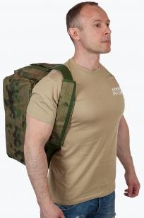 Военная походная сумка-рюкзак
