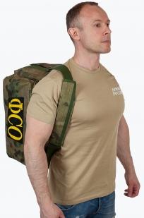 Военная походная сумка с нашивкой ФСО