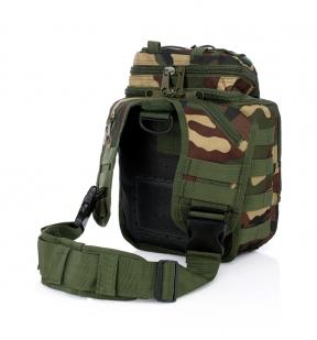 Военная сумка через плечо с поясным креплением оптом и в розницу