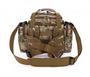 Военная сумка MOLLE под камеру или фотоаппарат оптом и в розницу