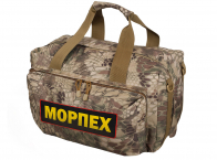 Индивидуальное снаряжение Морпеха – военная сумка-рюкзак Kryptek Typhon.