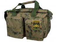 Военная тактическая сумка с нашивкой Танковые Войска