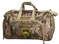 Военная тревожная сумка 08032B Multicam с нашивкой Танковые Войска