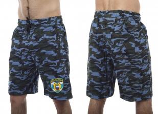 Военные камуфляжные шорты с нашивкой ФСО - заказать выгодно