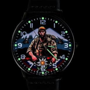 Военные командирские часы Служба в горах
