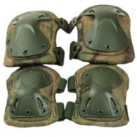 Военные наколенники и налокотники камуфляж A-TACS