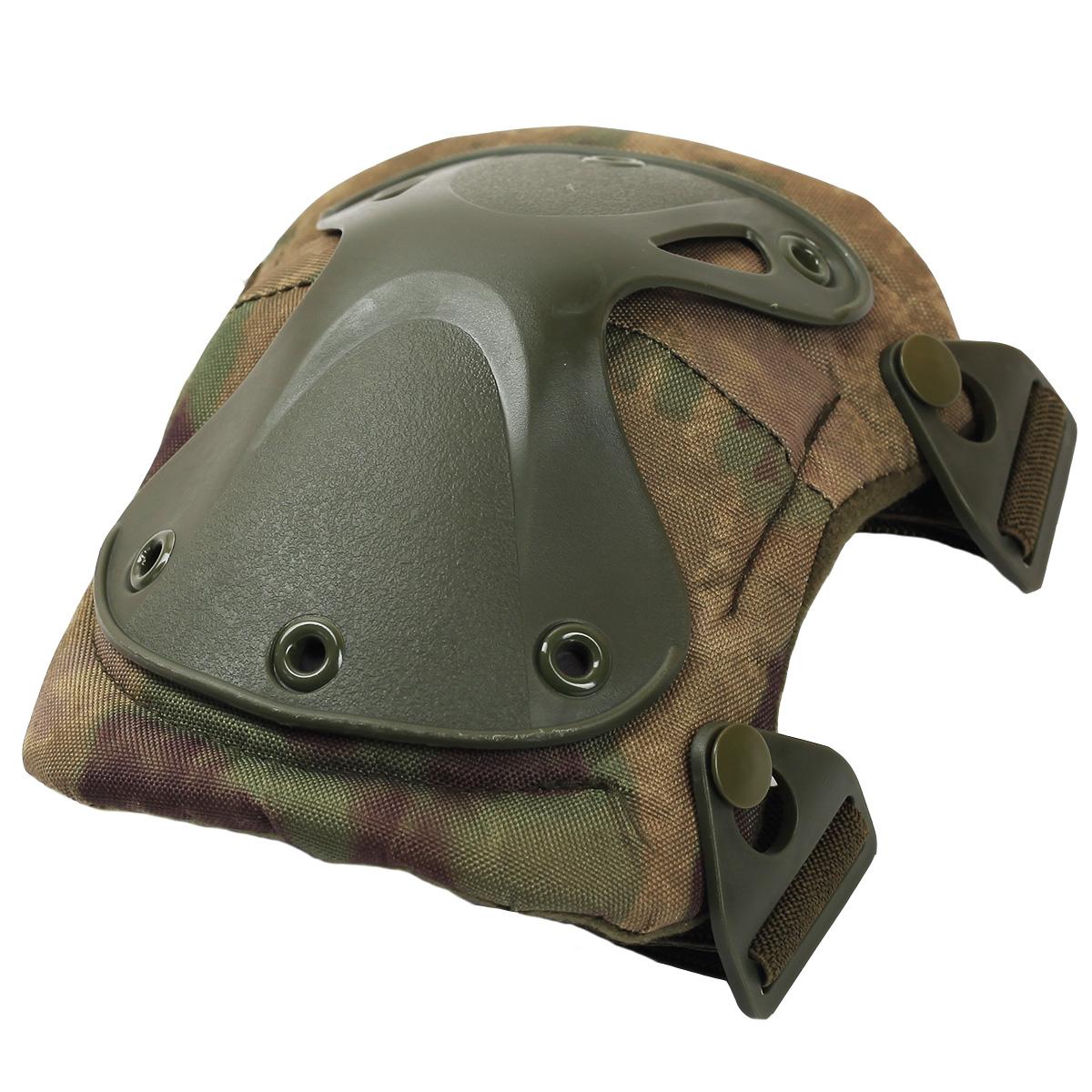 Камуфляжная защита суставов