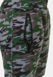 Военные шорты особого кроя с нашивкой РВСН - заказать в розницу