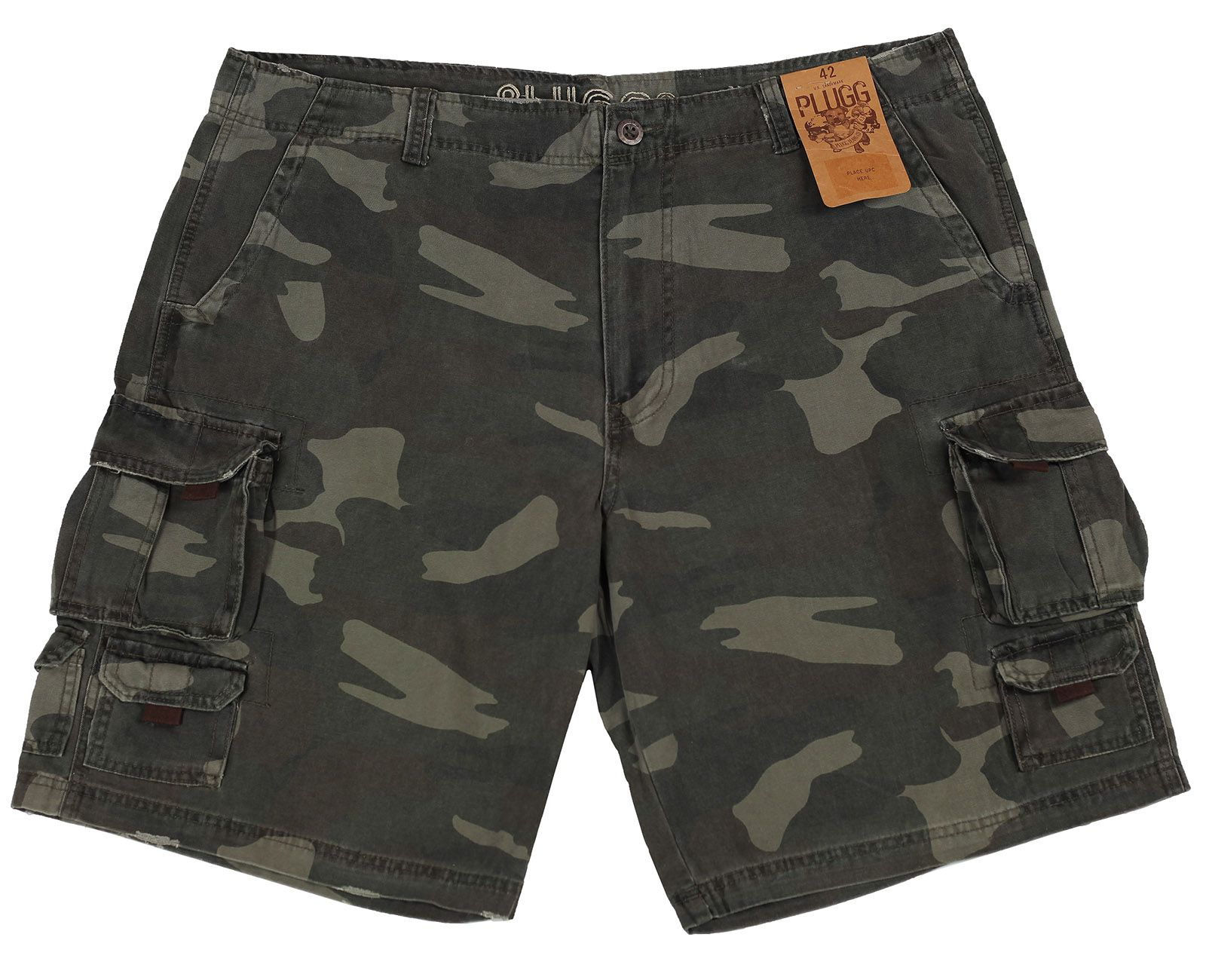 Военные шорты Plugg (США)