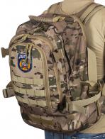 Военный эргономичный рюкзак с нашивкой ДПС