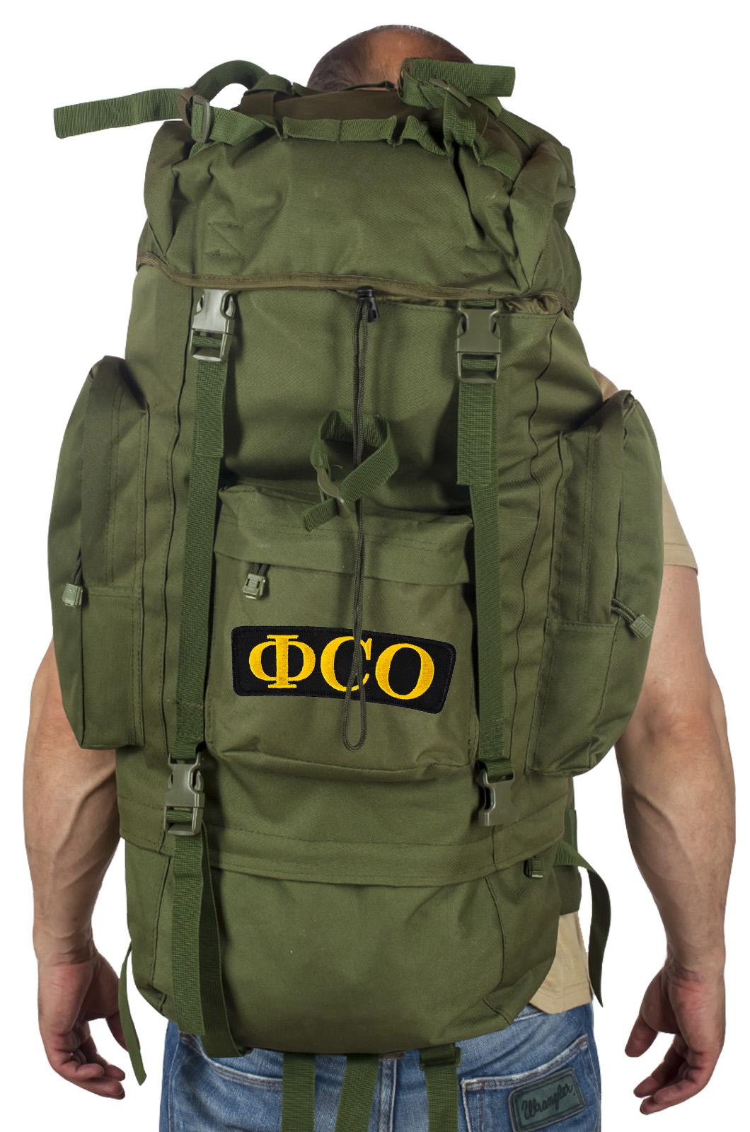 Рейдовые рюкзаки на 60 и более литров