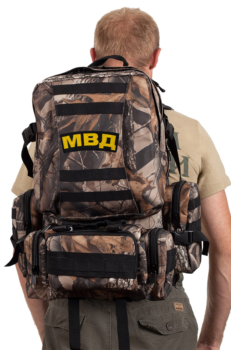Военный милитари-рюкзак US Assault МВД - купить онлайн