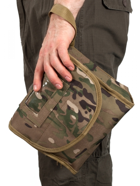 Военный несессер камуфляж Multicam